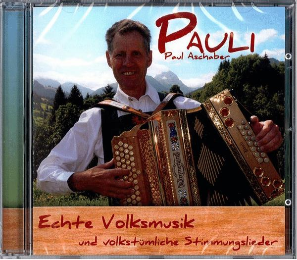 Tyrolean Folkmusic with Pauli